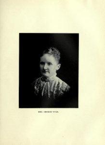 Mrs. George Yule