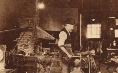 Ancestors of Frederick Macy of New Bedford Massachusetts