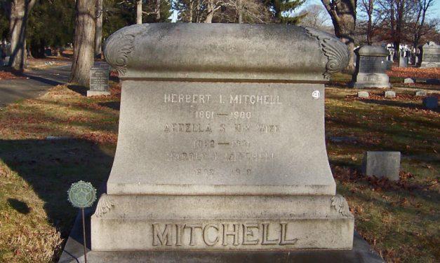 Ancestry of Herbert Isam Mitchell of Brockton, MA
