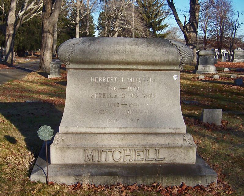 Ancestry of Herbert Isam Mitchell of Brockton, MA
