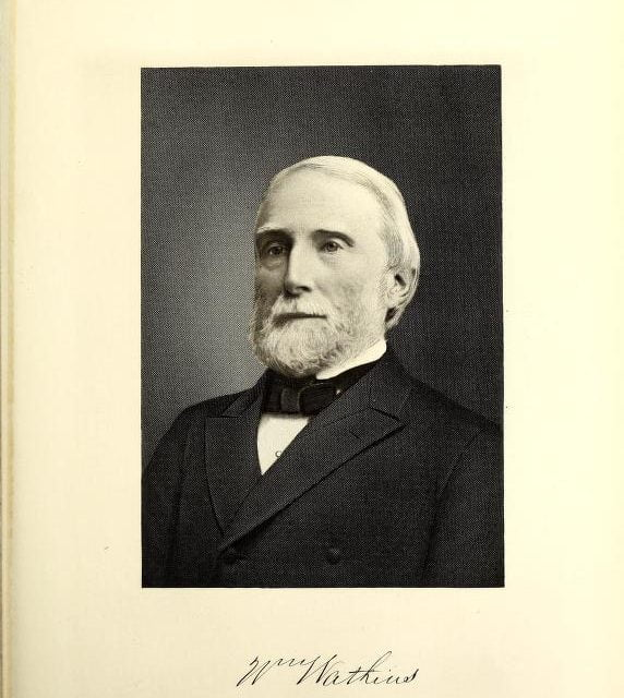 Family and Ancestry of Williams Watkins of New Bedford, MA
