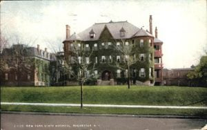 New York State Hospital, Rochester, NY