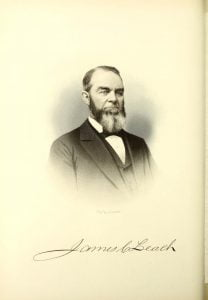 James Cushing Leach