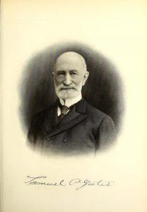 Samuel Pearl Gates