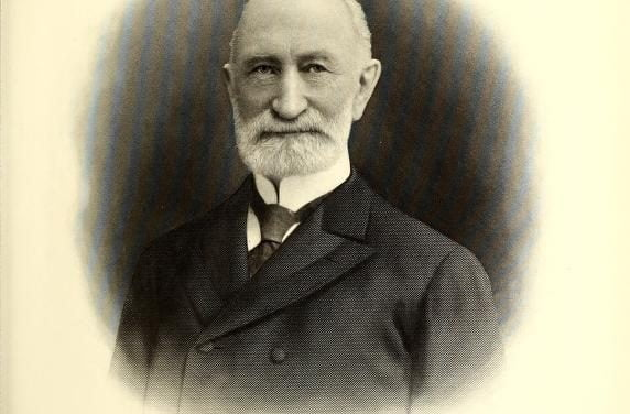 Ancestors of Samuel Pearly Gates of Bridgewater Massachusetts