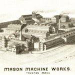 Ancestors of William Mason of Taunton, Massachusetts