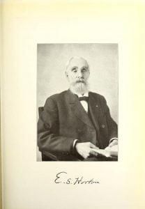 E.S. Horton