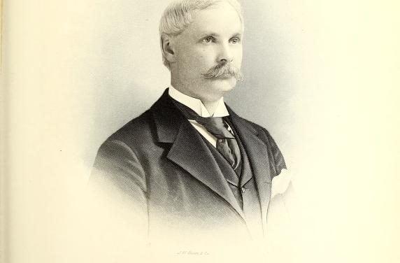 Biography of Maj. Herbert Allyne Clark
