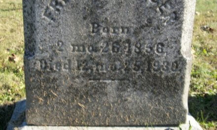 Taber family of Dartmouth and New Bedford, Massachusetts