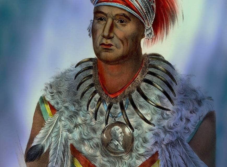 Wapella, Musquakee Chief