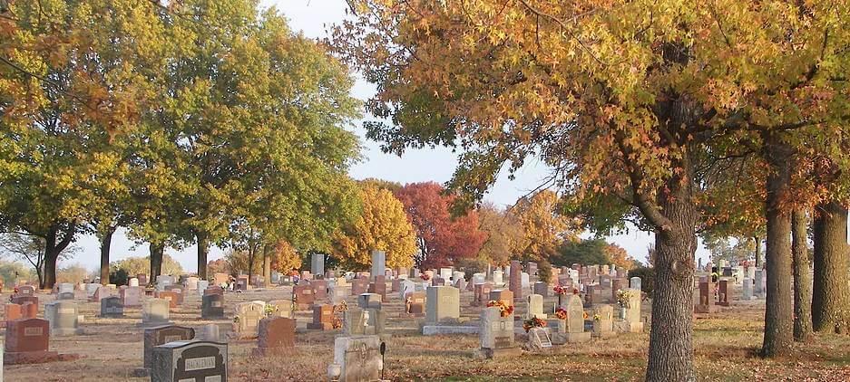 Payne County Oklahoma Cemeteries