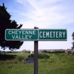 Major County Oklahoma Cemeteries