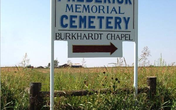 Tillman County Oklahoma Cemeteries