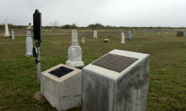 Calhoun County Texas Cemeteries