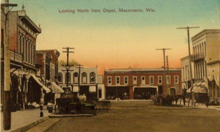 History of the township and village of Mazomanie, Wisconsin