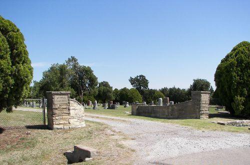 Kay County Oklahoma Cemeteries