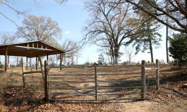 Pushmataha County Oklahoma Cemeteries