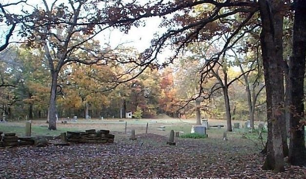 Washington County Oklahoma Cemeteries