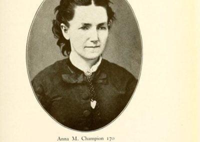 Anna M. Champion 170