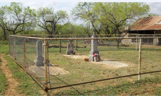 Jim Hogg County Texas Cemeteries