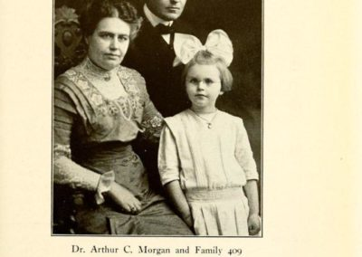 Dr. Arthur C. Morgan and Family 409