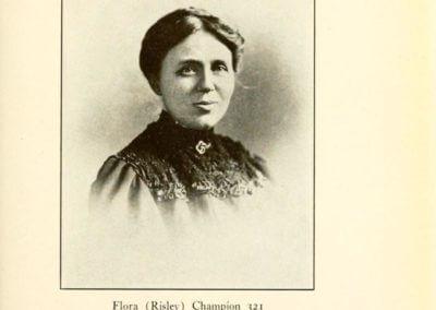 Flora (Risley) Champion 321