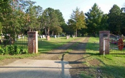 Hemphill County Texas Cemeteries