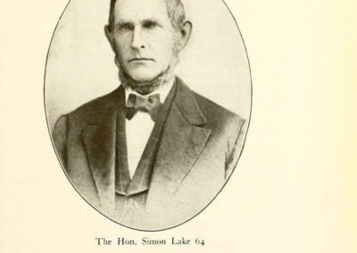 Hon. Simon Lake 64