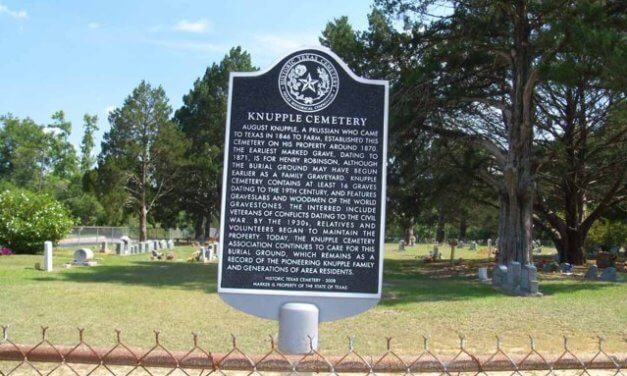 Hardin County Texas Cemeteries
