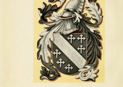 Lake Family Coat of Arms
