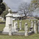 Harrison County Texas Cemeteries