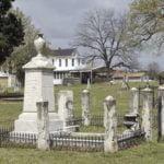 Harrison County Texas Cemeteries