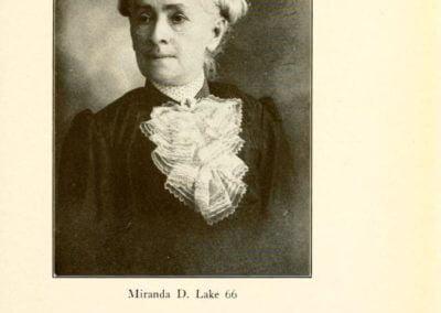 Miranda D. Lake 66