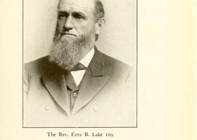 Rev. Ezra B. Lake 169