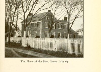 The Home of Hon. Simon Lake 64
