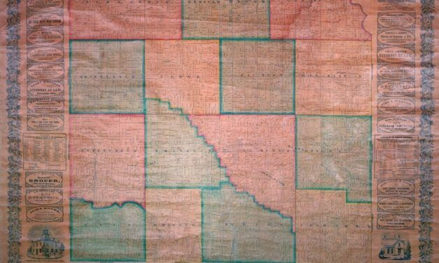 Iowa Atlases, Farm Directories, and Plat Books for Each County