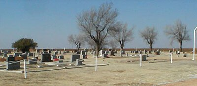 Dickens County Texas Cemeteries