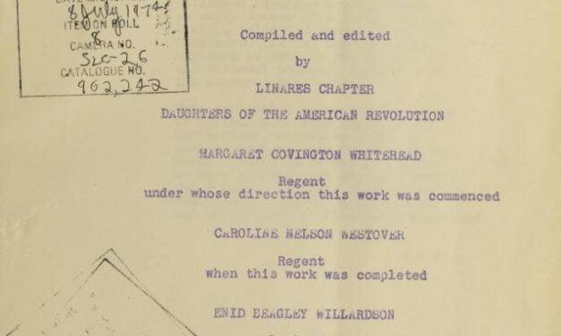 Genealogy of Elizabeth Caroline Seymour Brown