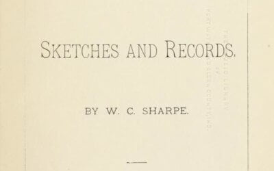 South Britain Connecticut Sketches and Records
