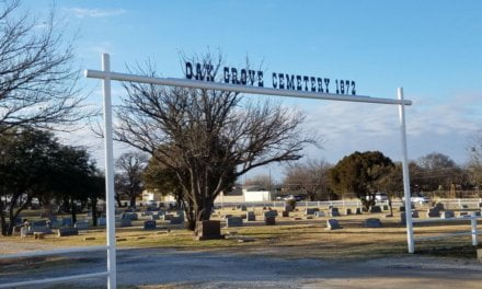 Young County Texas Cemeteries