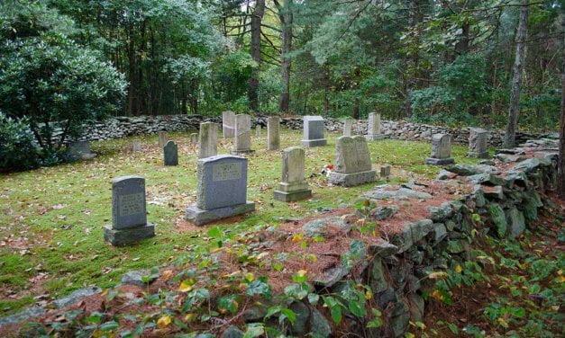 Bristol County Massachusetts Cemeteries