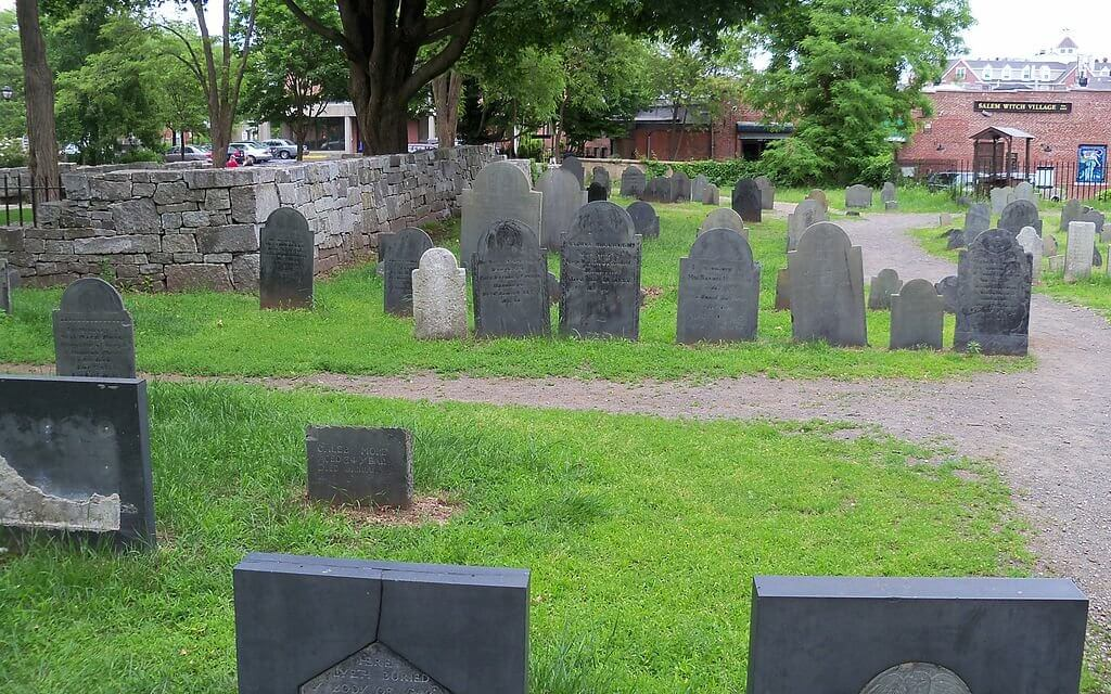 Essex County Massachusetts Cemeteries