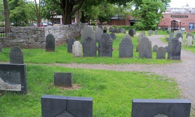 Essex County Massachusetts Cemeteries