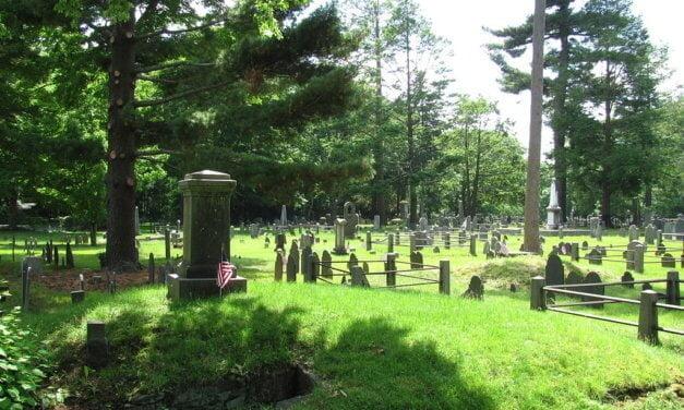 Norfolk County Massachusetts Cemeteries